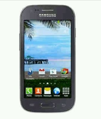 Straight Talk Samsung Galaxy Ace Style Android Phone