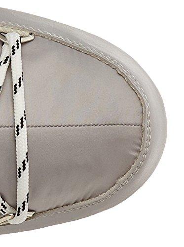 Tecnica Bota moon boot w.e. duvet 2 plata/blanco Plata / Blanco