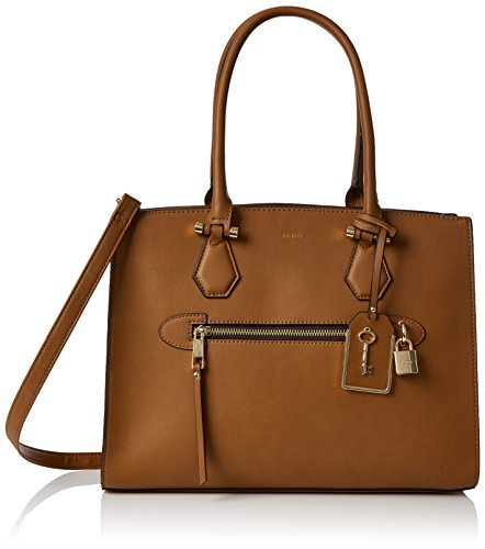 Aldo Women's Coldigioco Tote Brown (Cognac)