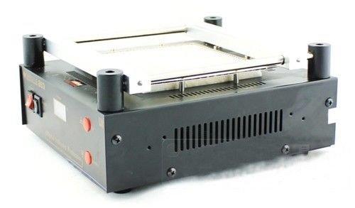 GORDAK 853 High power ESD BGA rework station PCB preheat and desoldering IR preheating station by Generic (Image #3)