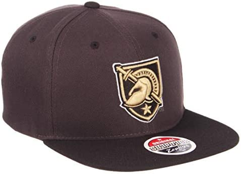 NCAA ZHATS Flat Bill Zephyr Statement 6-Panel Z11 Snapback Cap One Size Adjustable Baseball Hat