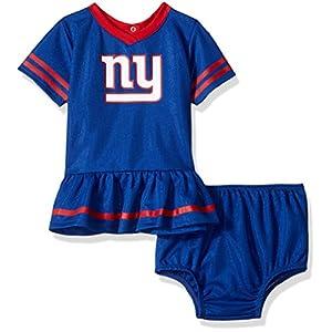 NFL Baby-Girls Dazzle Dress & Panty