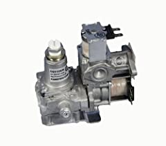 LG 5221EL2002A Dryer Gas Burner Valve Assembly. Two solenoids. Refer to your manual to ensure ordering the correct, compatible part.