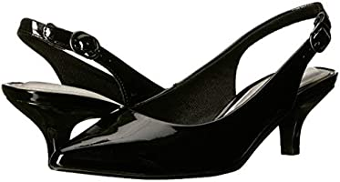 7d396e60713 Easy Street Women's Faye Pump Black Patent 7 M US: Amazon.com: Amazon US