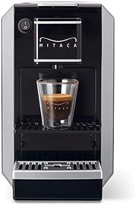 Matica M9 Independiente Negro, Plata 2,5 L 1 tazas - Cafetera ...