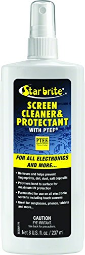 Star brite Screen Cleaner & Protectant With PTEF - 8 oz by Star Brite