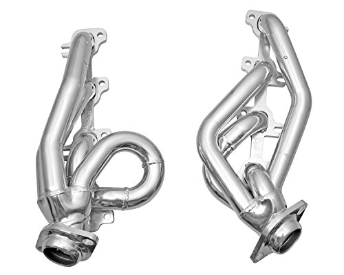Dodge Dakota Gibson Header - Gibson GP309S-C Ceramic Coated Performance Header
