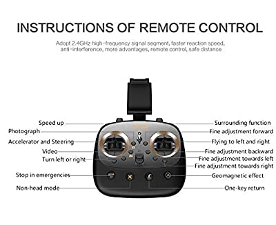 Studyset VISUO XS812 GPS RC Drone with 2MP/5MP HD Camera 5G WiFi FPV Altitude Hold One Key Return Quadcopter RC Helicopter from Studyset