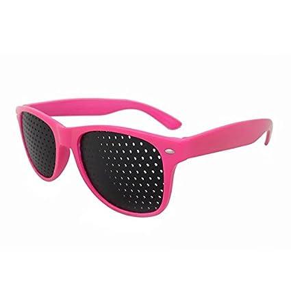 Gafas de sol gafas de sol unisex estenopeica gafas de vista ...