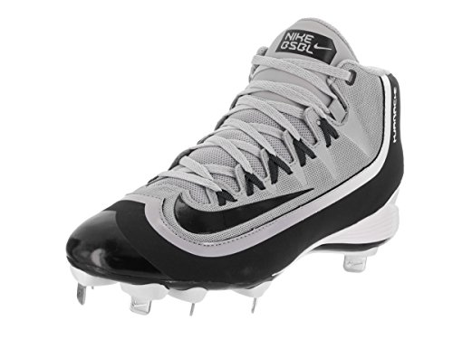 low price for sale outlet shop Nike Men's Huarache 2KFilth Pro Mid Baseball Cleat Wolf Grey/Black/Anthrct/White discounts sale online Fx2bN2S