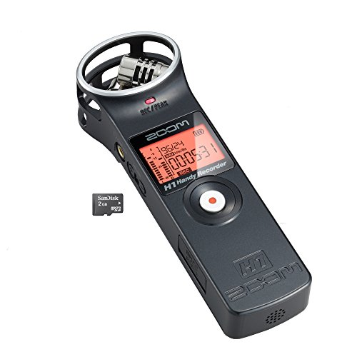 Zoom H1 Handy Recorder Plus Accessory Kit by Zoom (Image #1)