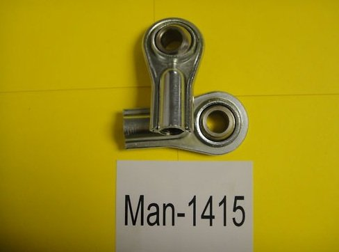 GO CART TIE ROD ENDS (2) FITS MANCO CARTS..#1415 LH