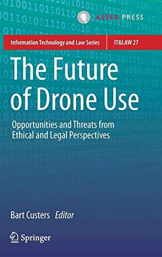 Image for publication on The Future of Drone Use: Opportunities and Threats from Ethical and Legal Perspectives (Information Technology and Law Series)
