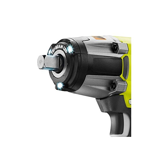 Ryobi P261 18 Volt One+ 3-speed 12 Inch Cordless Impact Wrench W 300 Foot Pounds Of Torque & 3,200 Ipm (Batteries Not Included, Power Tool Only)