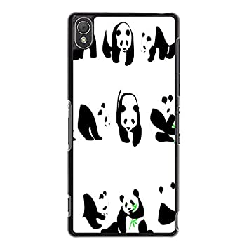 Special Kawaii Panda Wallpaper Phone Case Cover For Sony