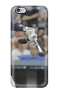 4438497K49199114 Forever Collectibles Derek Jeter Baseball Hard Snap-on Iphone 6 Plus Case