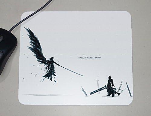 Cloud Vs Sephiroth Drawing