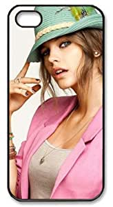 LZHCASE Personalized Protective Case for iphone 5 - Barbara Palvin Fashion Model