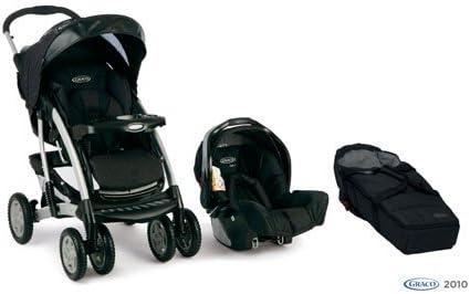Graco Cochecito bebe coche Quattro Tour Deluxe Anuto