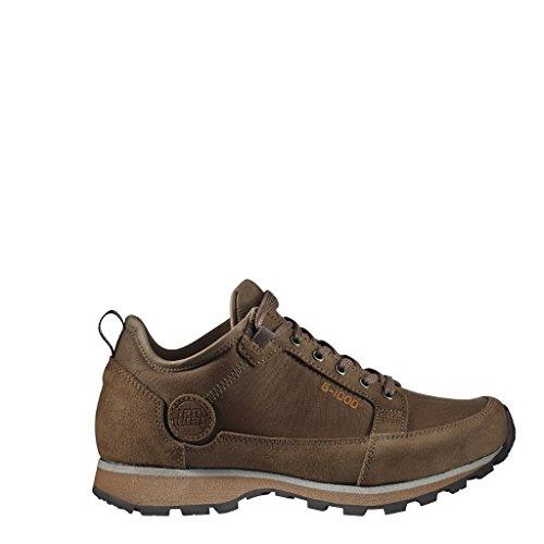 Hanwag Men's Bacal Ii Low Rise Hiking Shoes Black (Black Brown) Id8rfk