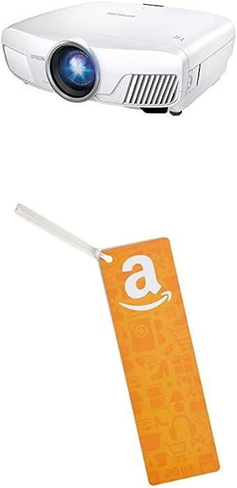 Epson Home Cinema 4010 + 0 Amazon.com Gift Card