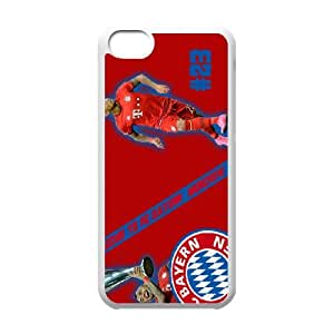 iPhone 5C Phone Case Arturo Vidal CB86219