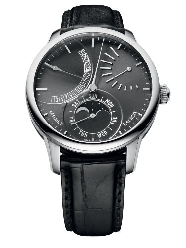 Maurice Lacroix Masterpiece Lune Retrograde, MP6528-SS001-330