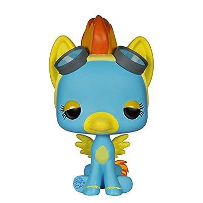 Funko POP My Little Pony: Spitfire: Funko Pop! My Little Pony:: Toys & Games