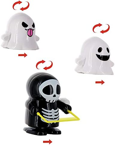 416YsiB%2BGwL. AC  - heytech 12 PCS Wind-up Toys for Halloween Assorted