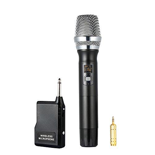 Wireless Microphone Cardioid Handheld Recording
