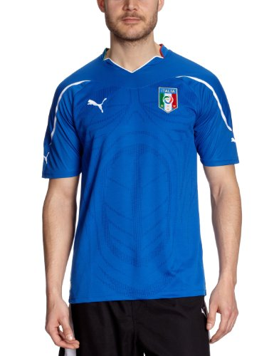PUMA Herren Italien Heim-Trikot Replica, team power blue, L, 736646 01