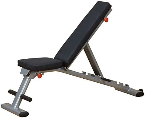 Best portable weight-bench: Body Solid GFID225 Folding Adjustable Weight Bench