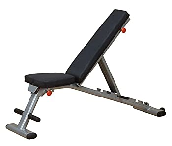 Body-Solid Commercial rated folding weight bench