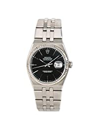 Rolex Oysterquartz Automatic-self-Wind Male Watch 17014 (Certified Pre-Owned)