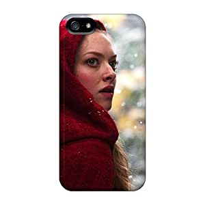 Fashion Cases For Iphone 5/5s- Amanda Seyfried In Red Riding Hood Defender Cases Covers