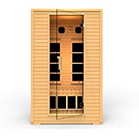 JNH Lifestyles Vivo 2 Person Far Infrared Sauna