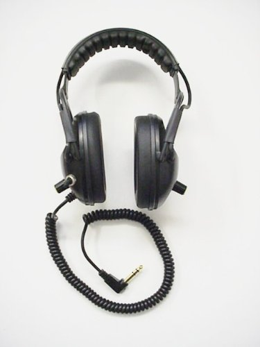 Sun Ray Pro Gold Headphones (Sunray Headphones)
