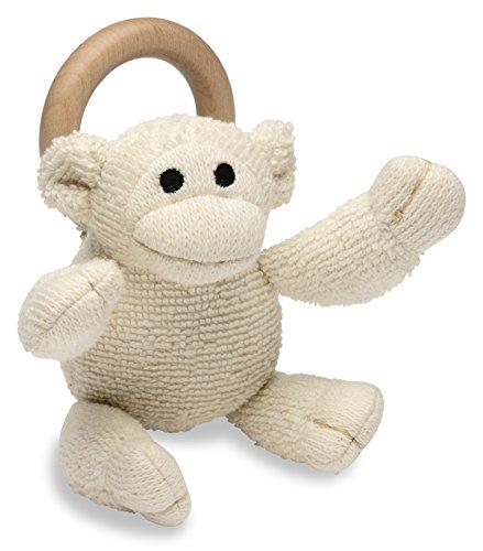 Momma Goose Zooley Monkey (Natural Ringley)