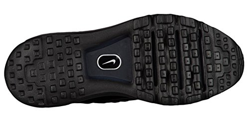 Nike Air Max 2017 GS - Zapatillas de Deporte, Running, Sneakers, negro, 39 eu