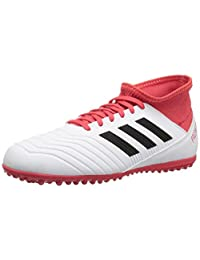 adidas Boys' Predator Tango 18.3 Turf Soccer Shoes