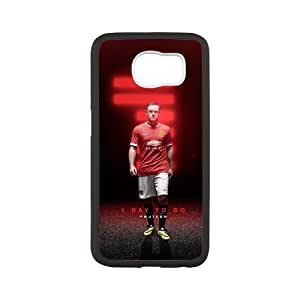 QSWHXN Wayne Rooney Phone Case For Samsung Galaxy S6 G9200 [Pattern-4]
