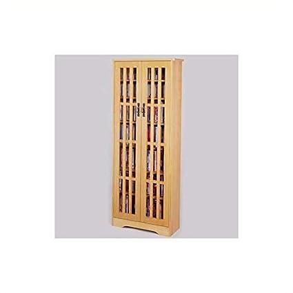 Amazon Care 4 Home Llc 2 Door Wall Media Audio Cabinet 8