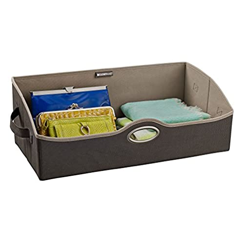 ClosetMaid 31493 Fabric Storage Bin Large  sc 1 st  Amazon.com & Under Bed Baskets: Amazon.com