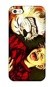 Iphone 5/5s Case, Premium Protective Case With Awesome Look - Calvin And Hobbes