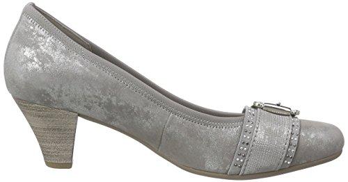 Gabor Gabor - Tacones Mujer Gris - Grau (19 grau/stone)