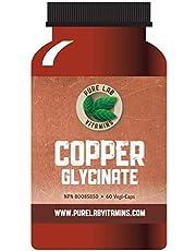 Copper Glycinate 1mg - 60 Vegi Caps