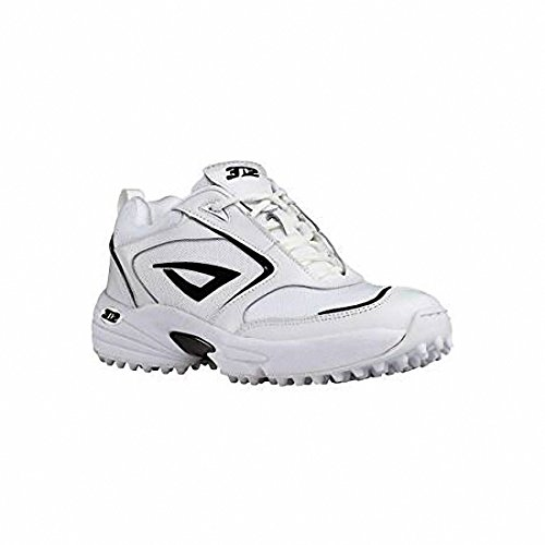 3N2 7845 Unisex Mofo Turf Trainer, White, Size - 4.5 by 3N2