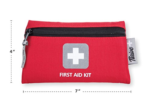 First Aid Kit – 66 Pieces – Small and Light Bag - Packed with Medical ... - 416Z%2B%2BBDf2L