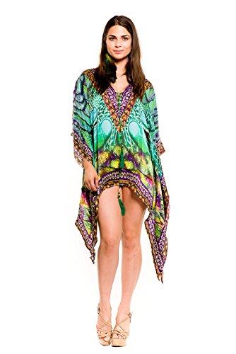 cheetah print mermaid dress - 1