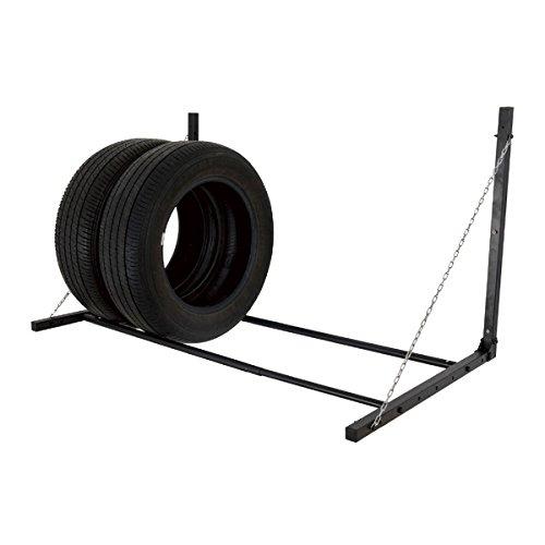 Kyings Adjustable Tire Rack,Wall Mounted Foldable Stainless Steel Towel Rack by Kyings